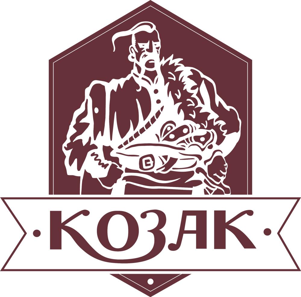 Logo ZBROIA`s Kozak FC — ZBROIA Company LLC